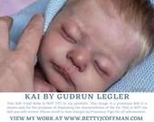 """CuStOm ReBoRn Kai by Gudrun Legler (19""""+Full Limbs)"""
