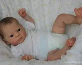 FREE Baby w/ Diamond Package - Custom Reborn Babies - Vincent by Laura Tuzio Ross Full Limbs 19 inches 4-6 lbs