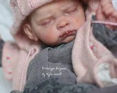 """SPECIAL OFFER! Buy One Get One 25% Off!   Custom Reborn Babies - Brynne by Kyla Janell 20"""" Full Limbs 6-9lbs"""