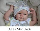 "FREE Bonus Baby!  **Read Item Details** CuStOm ReBoRn BaBy Jill by Adrie Stoete (18""+Full Limbs)"