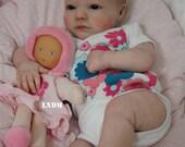 Reborn Babies - Custom Reborn Baby - Realborn®June Awake 19 inches Full Limbs 4-6 lbs  Custom .Custom Reborn Baby Doll. Vinyl.