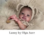 CuStOm Lanny By Olga Auer (20 Inches + Full Limbs) LIMITED Edition 1300