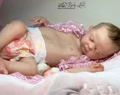 Order Today For FREE Bonus Preemie! Custom Reborn Babies - Demi by Phil Donnelly - Full Body Vinyl Baby - 20 inches