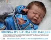 CuStOm Odessa by Laura Lee Eagles (18 Inches + Full Limbs)
