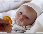 CUSTOM MADE Reborn Doll Baby Girl or boy  Blair by Bonnie Sieben  20 inches  4-6 lbs  Full Body (Reborn Babies)