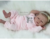 "Custom Reborn Babies - Grace/Gabriel AWAKE by Lorraine Yophi 18"" Full Limbs+Torso"