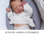"CuStOm ReBoRn Junis by Sabine Altenkirch (20""+Full Limbs)"