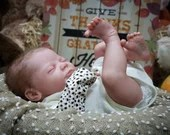 Custom Lailani by Elisa Marx 18 Inches Full Limbs 5-7 lbs. (Reborn Babies)