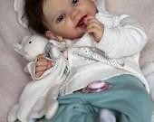 Order Today For FREE Bonus Preemie! Custom Reborn Babies - Alouette by Mayra Garza 20 inches  Full limbs 5-7 lbs