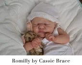 CuStOm Romilly by Cassie Brace (18 Inches + Full Limbs)