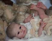 CUSTOM ORDER Reborn Doll Baby Girl or boy Mio by Elisa Marx 20 inches 3/4 arms & Full Legs (Reborn Babies)