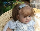 FREE Baby w/ Diamond Package - Custom Reborn Babies - Maxi by Sigrid Bock 23 inches Full Limbs &  Limited Edition  7-8 lbs