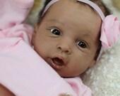 "CUSTOM ORDER/Made To Order Reborn Doll Baby Girl or boy Amelia by Ping Lau 20"" Full Limbs+Torso (Reborn Babies)"