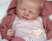 FREE Baby w/ Diamond Package - Custom Reborn Babies - Realborn® Jennie 19 inches Full limbs 4-6 lbs