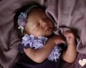 FREE Baby w/ Diamond Package - Custom Reborn Babies - Realborn® Johannah Sleeping 19 inches full limbs 5-7 lbs