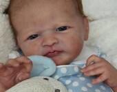 FREE Baby w/ Diamond Package - Custom Reborn Babies - Alfie By Laura Lee Eagles 20 inches Full limbs 5-7 lbs. Vinyl.