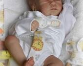 CUSTOM ORDER Reborn Doll Baby Girl or boy Michael by Jane Collingwood 17 inches 4-6 lbs 3/4 Arms ~ Full Legs . (Reborn Babies)