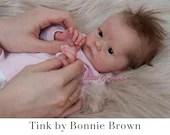 "FREE Bonus Baby!  **Read Item Details** CuStOm ReBoRn BaBy Tink by Bonnie Brown ~ 2nd Edition (18""+Full Limbs)"