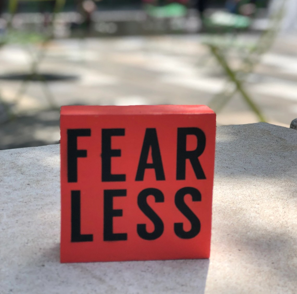 Fearless - small 3.5&quot...
