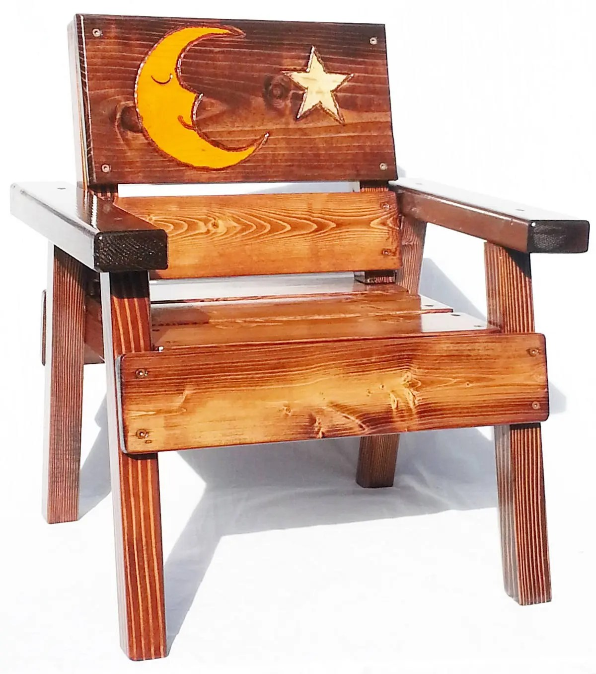 kids outdoor chair target dining childrens country wood toddler etsy image 0