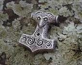 Skåne Thor's Hammer Pendant