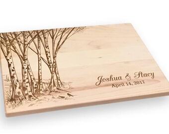 Birch Chopping Board
