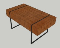 Blueprint Coffee Table Gallery