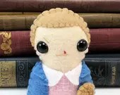 Stranger Things plushies - Eleven (made to order - may not arrive in time for Christmas)