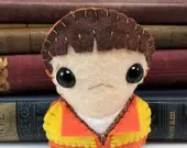 Stranger Things plushies - Will (made to order)