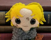 Farm Boy Wesley - The Princess Bride plushie (made to order - may not arrive in time for Christmas)