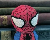 Spider Man plushie (made to order - may not arrive in time for Christmas)