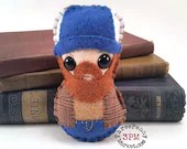 Bobby Singer - Supernatural plushie (made to order)