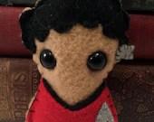Nyota Uhura - Star Trek plushie (made to order)