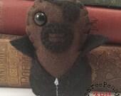 Director Nick Fury plushie (made to order)