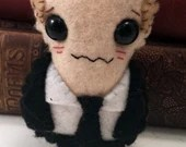 Agent Phil Coulson plushie (made to order - may not arrive in time for Christmas)