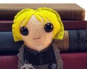 Karrin Murphy - Dresden Files plushie (made to order)