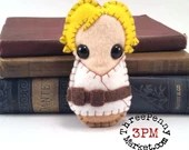 Luke Skywalker plushie (made to order - may not arrive in time for Christmas)