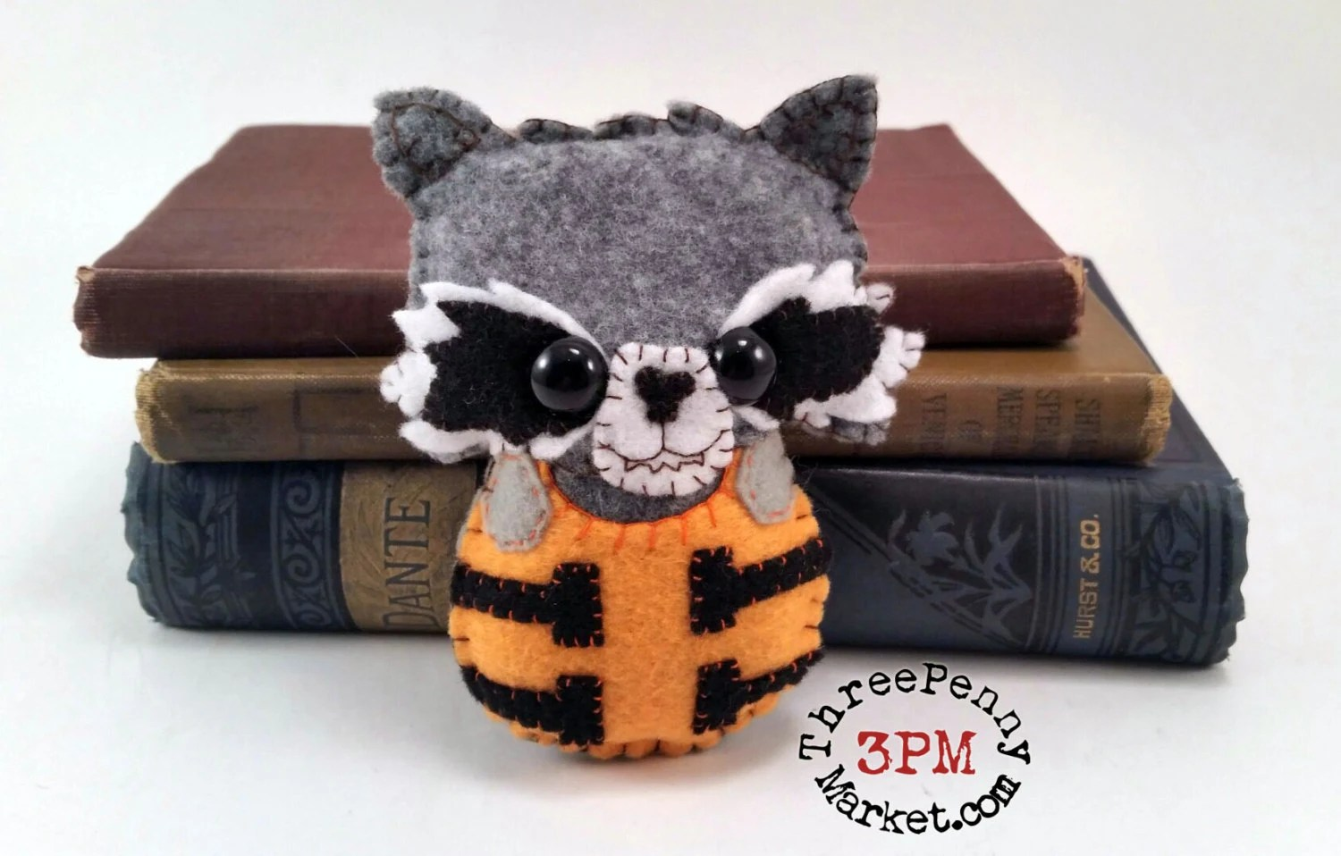 Rocket Raccoon plushie (m...