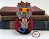 Star Lord / Peter Quill plushie (made to order - may not arrive in time for Christmas)