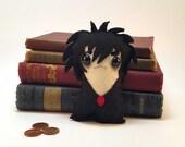 Dream / Morpheus / Oneiros - Neil Gaiman's Sandman plushie (made to order)