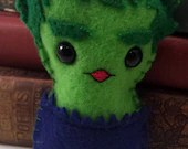 The Hulk plushie (made to order - may not arrive in time for Christmas)