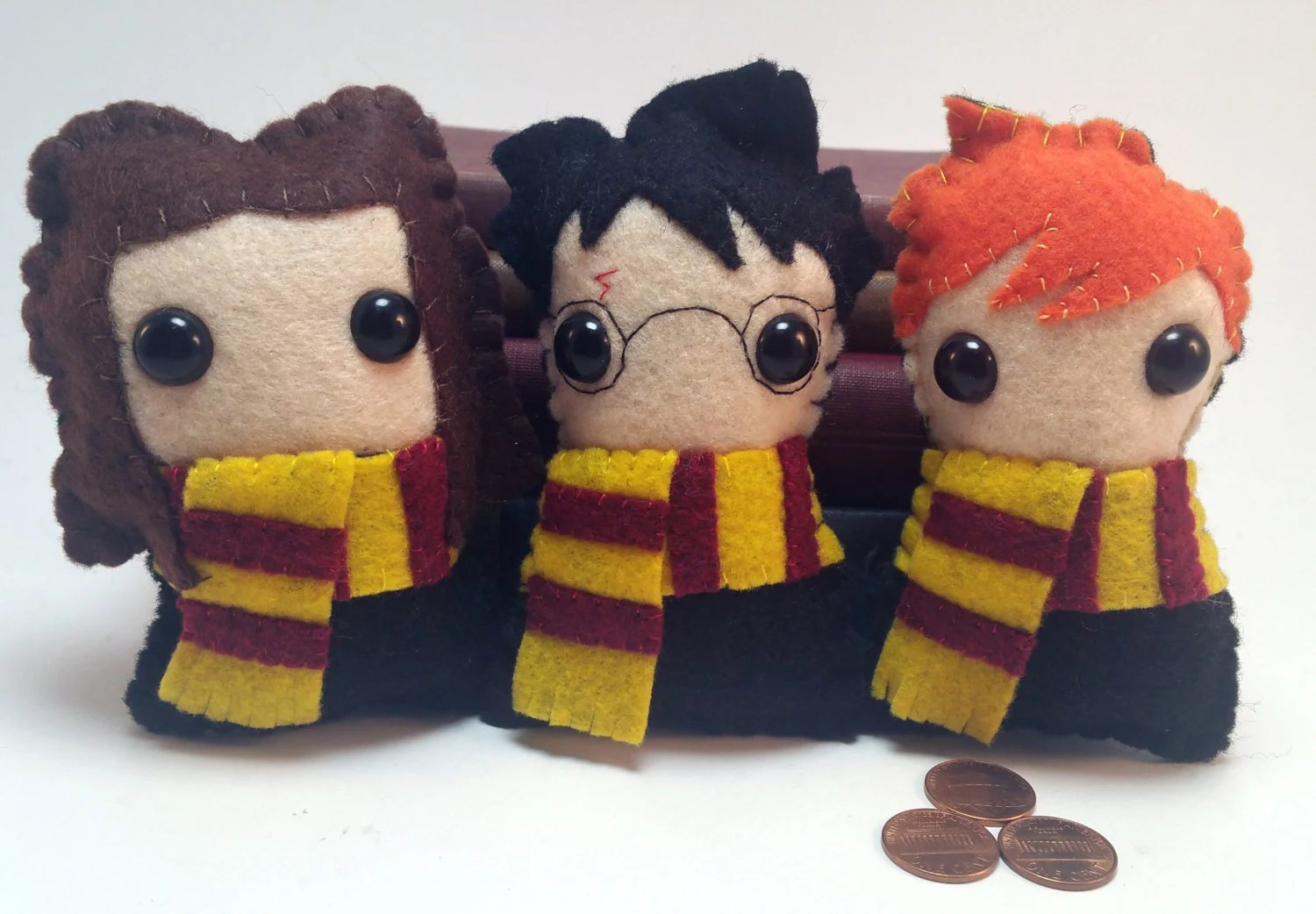 Harry Potter Hogwarts plu...