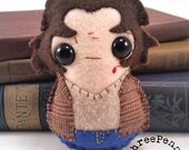 Sam Winchester - Supernatural plushie (made to order - may not arrive in time for Christmas)