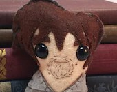 Walking Dead - Daryl Dixon plushie (made to order - may not arrive in time for Christmas)