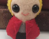 Mary Watson - Sherlock plushie (made to order - may not arrive in time for Christmas)