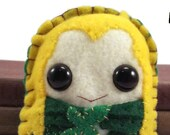 Legolas plushie (made to order)