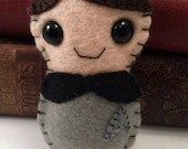 Wesley Crusher - Will Wheaton - Star Trek TNG plushie (made to order - may not arrive in time for Christmas)