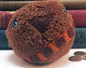 Chewbacca-ball plushie (m...