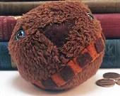 Chewbacca-ball plushie (made to order)