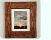 wood frame 10 X 8 for pho...